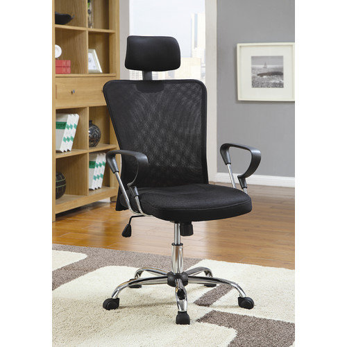 Wildon Home  Rochester Air High-Back Mesh Conference Chair