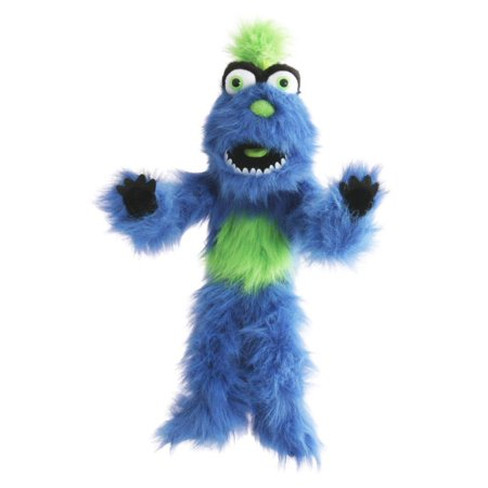 Monsters: Blue Monster Puppet (Other)