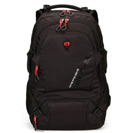 Bagail - Unisex Backpack School Satchel Travel Sport Hiking Bags Laptop  Book Bags - Walmart.com c0a8067e54
