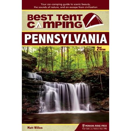 Best Tent Camping: Pennsylvania - eBook
