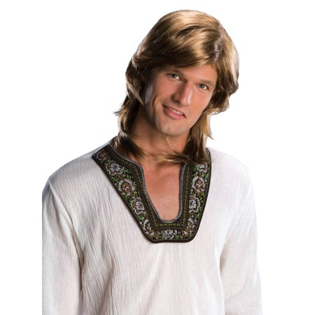 '70s Guy Wig - Blonde - Adult Costume Accessory](Blonde Halloween Ideas)