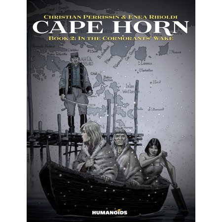 Cape Horn #2 : In the Cormorants' Wake - eBook
