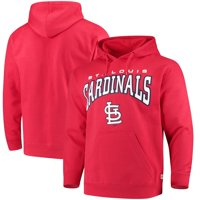 St. Louis Cardinals Stitches Team Pullover Hoodie - Red