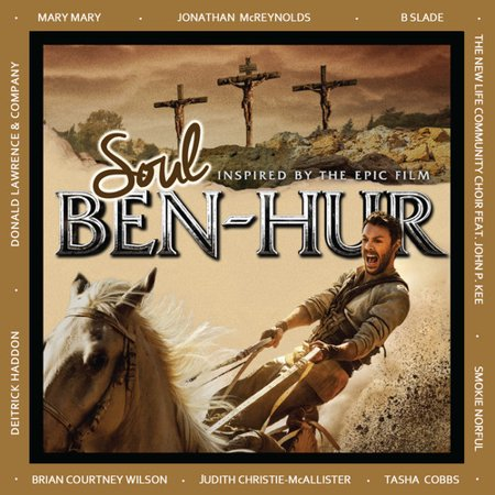 Soul: Inspired By The Epic Film Ben-hur / Various - Film Inspired Halloween Costumes