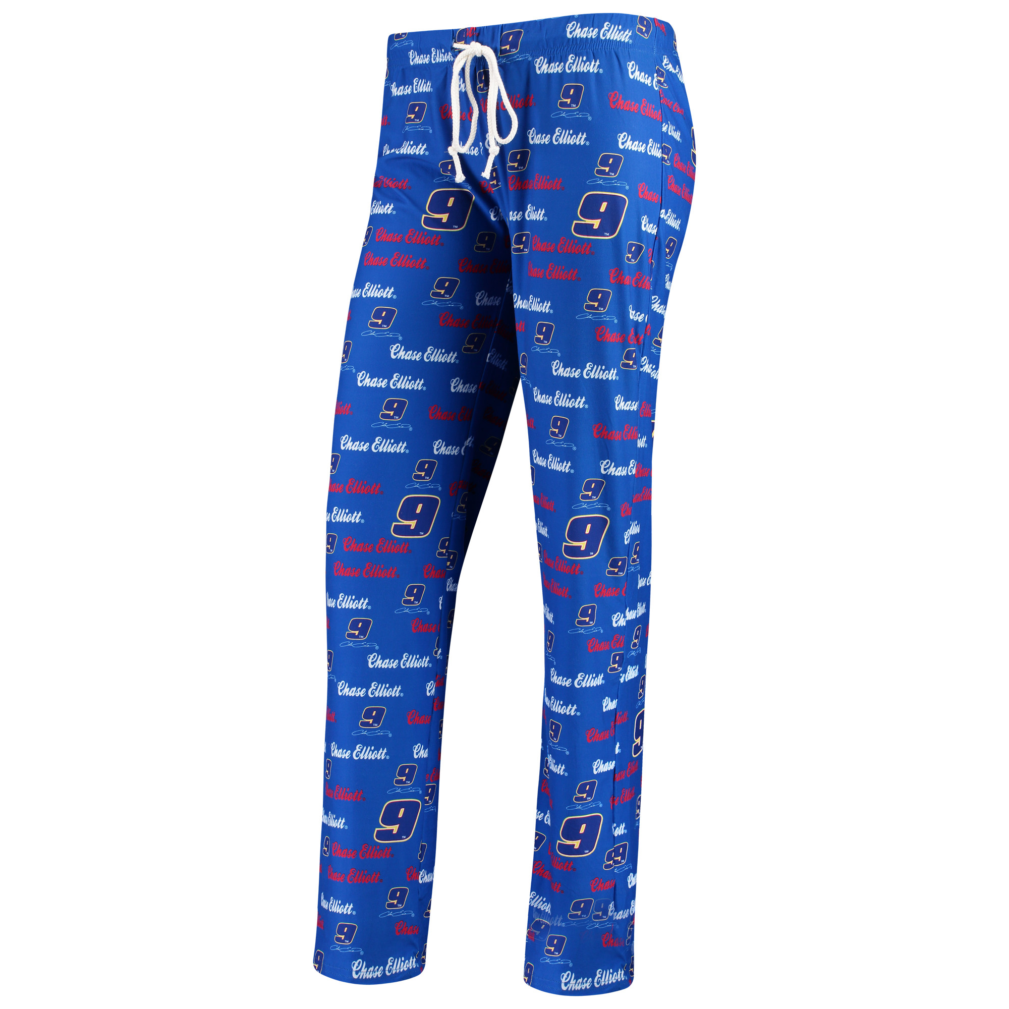 Chase Elliott Concepts Sport Women's Recover Sleep Pants - Royal