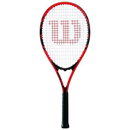 Wilson Tennis Wrap (Wilson Federer Adult Tennis Racket Red &)