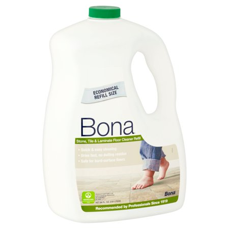 Bona Stone Tile Amp Laminate Floor Cleaner Refill 96 Fl Oz