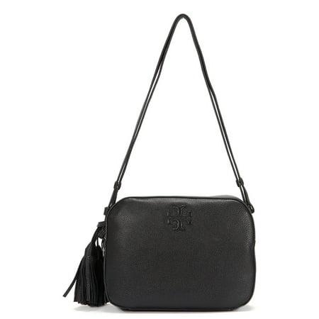 e72c7a182e56 Tory Burch - Tory Burch Thea Shoulder Bag 30609-001 Black - Walmart.com