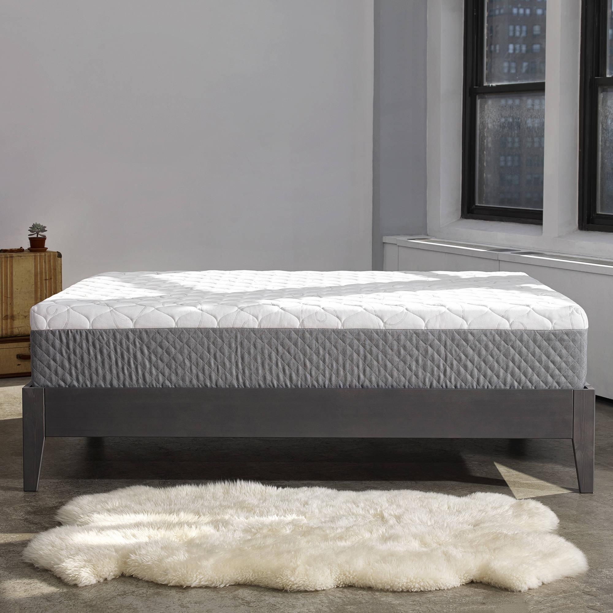"""Sleep Innovations Taylor 12"""" Gel Swirl Memory Foam Mattress, Multiple Sizes"""