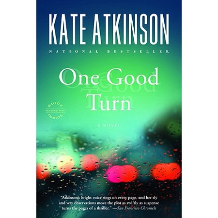 One Good Turn : A Novel (Good Turn Patch)