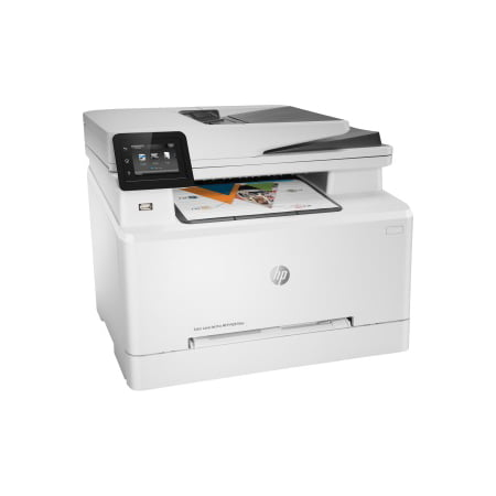 HP FACTORY RECERTIFIED COLOR LASERJET PRO M281FDW 22PPM 600X600DPI 250-SHEET DUPLEX 256MB E-PRINT/GBE/USB/WIFI COLOR LASER PRINTER/COPIER/SCANNER/FAX