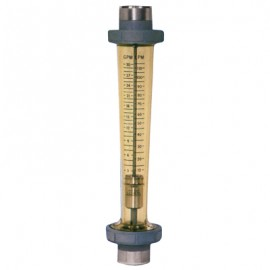 """Blue And White (F-452080LHK) 10 - 80 GPM Flow Meter; 2"""" F..."""