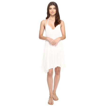 dbbb8c3298 Roxy - Roxy Womens Swimsuit Cover Up Large L Marshmallow Windy Fly ...