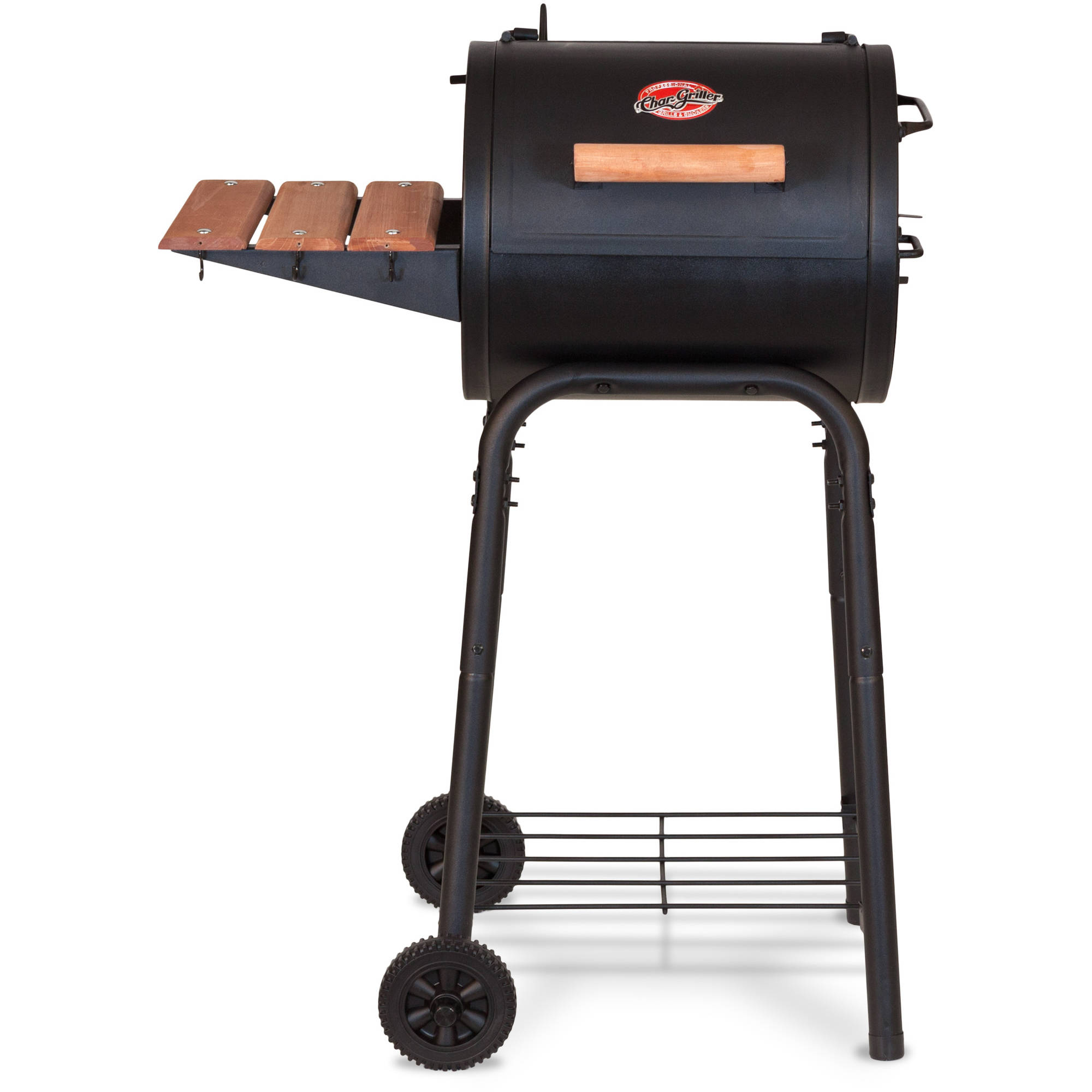 char griller pro deluxe charcoal grill. Black Bedroom Furniture Sets. Home Design Ideas