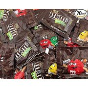M&Ms Milk Chocolate Fun Size Candy, Bulk Pack 105-ct (Pack of 3 Pounds) - Comes In A Sealed / Resealable Bag - Perfect For Parties, Pinata, Office Bowl, Wedding Favors, Easter Baskets