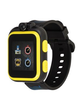 iTouch Playzoom Smartwatch for Kids DC Comics - Batman