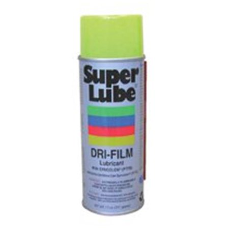 Super Lube 11016 Aerosol Can Dry Film Lubricant, 11 oz. Extra Dry Lube