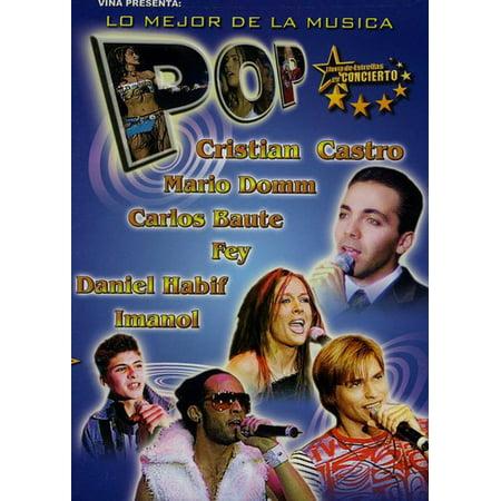 Mejor De Las Musica Pop, Vol. 233 (DVD)](Musica De Terror Halloween)
