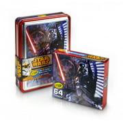 Crayola Star Wars 64 Count Limited Edition Crayons Collectible Crayon Tin, Darth Vader Gift