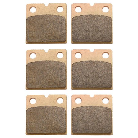 1983-1988 BMW K100RS (8 valve) Sintered HH Front & Rear Brake Pads