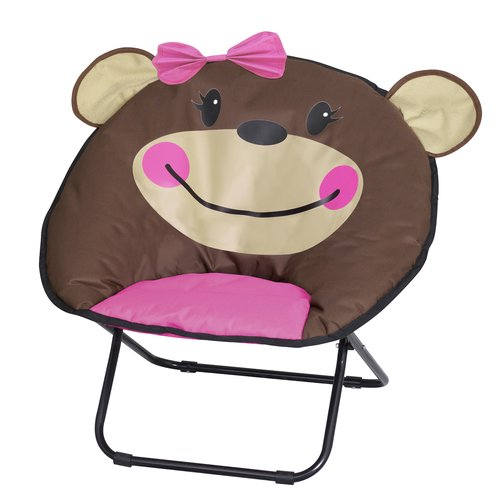 Mainstays Ms 21 X 18 Mini Saucer Chair Monkey