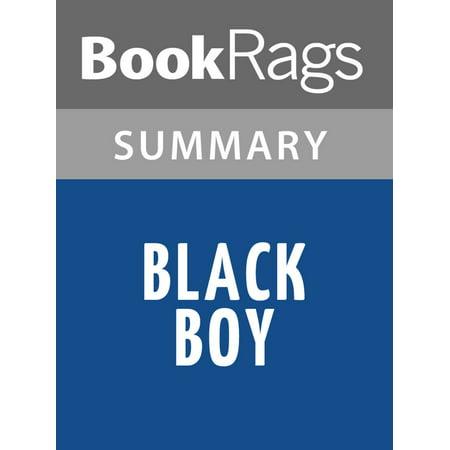 Black Boy by Richard Wright Summary & Study Guide -
