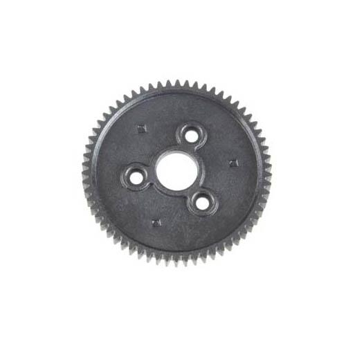 3959 Spur Gear 0.8P 62T E-Maxx Multi-Colored
