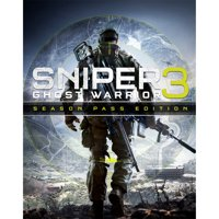Sniper Ghost Warrior 3 - Season Pass Edition, CI Games, PC, [Digital Download], 685650093024