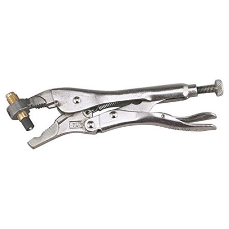 Yellow Jacket 60667 Refrigerant Recovery Plier (Air Conditioned Jacket)
