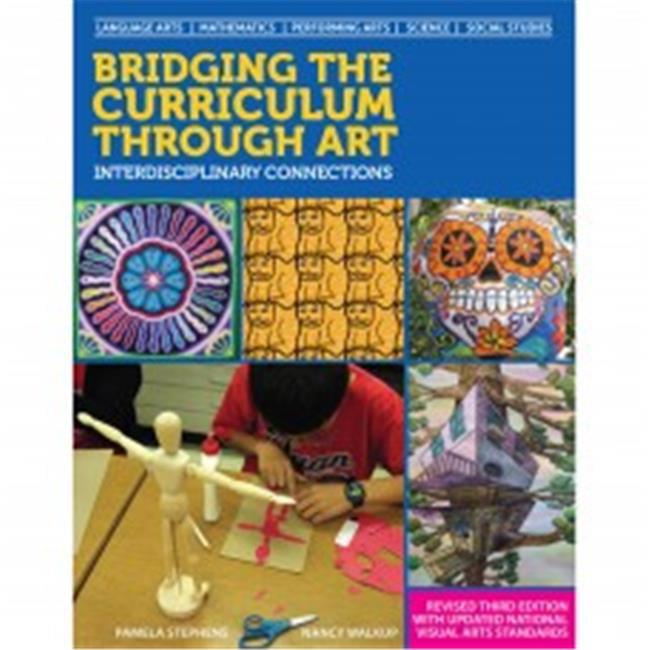 American Educational CP6273 Bridging The Curriculum Through Art Book - image 1 de 1