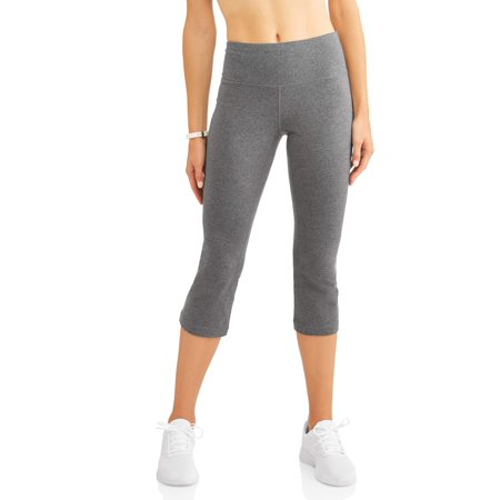 Women's Active Core Yoga Capri Pant](Womens Toga)