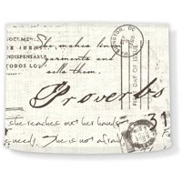 "Living 31, Proverbs 31 II, 12"" x 10"" Lamp Shade"