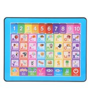 Gupbes Baby Kids Touch Screen Learning English Machine Tablet Early Educational Toy, Kids Tablet Toy, Learning Tablet Toy