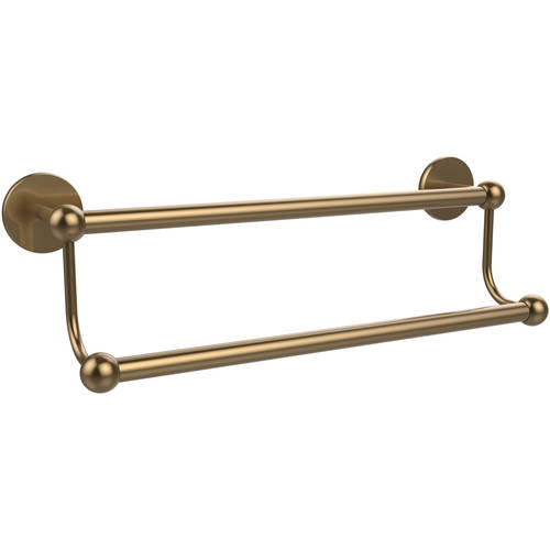"Prestige Skyline Collection 30"" Double Towel Bar (Build to Order)"