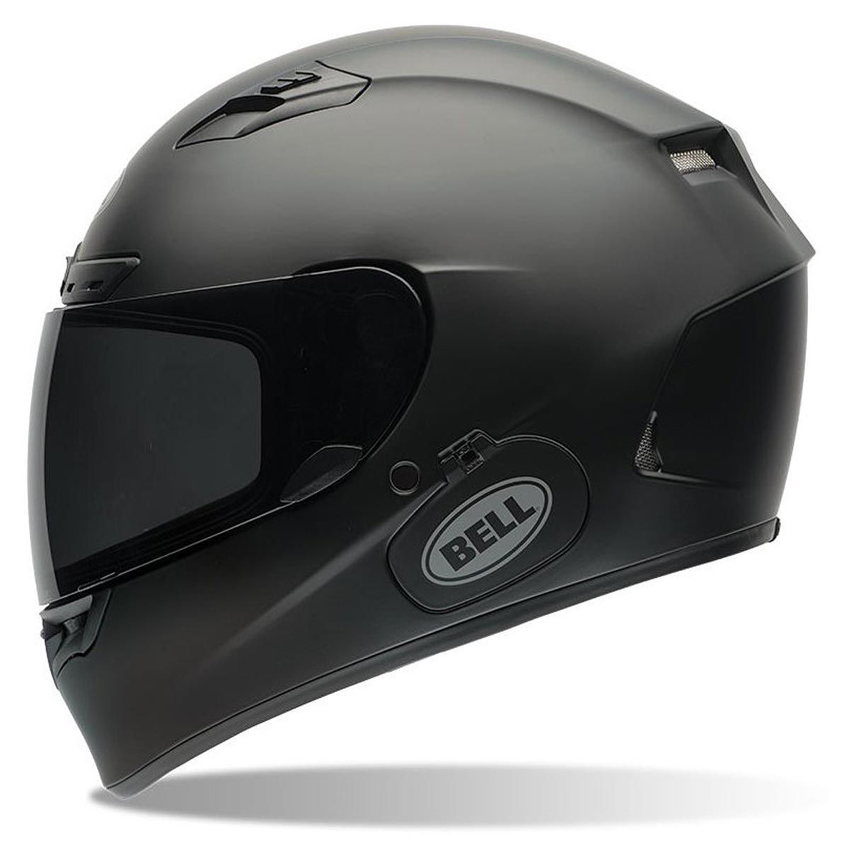 Bell Qualifier DLX Matte Black Full Face Helmet