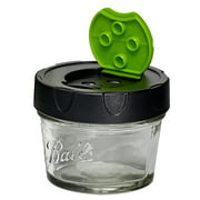 Ball Culinary Herb Series Dry Herb Jars, 4 Ounces, 4 Count