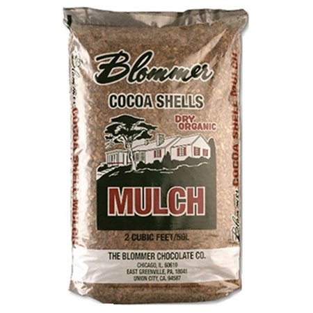2CUFT Cocoa Shell Mulch (Best Price On Mulch)