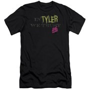 Fight Club - In Tyler We Trust - Slim Fit Short Sleeve Shirt - X-Large