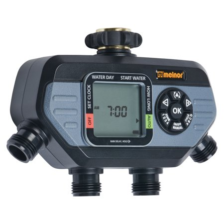 Melnor HydroLogic Digital Water (Cover Black Day Timer)