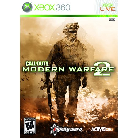 Refurbished Call Of Duty: Modern Warfare 2 For Xbox 360 COD