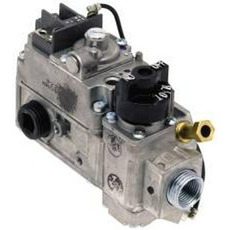 Robertshaw Low Profile Millivolt Combination Snap Action Gas (Robertshaw Gas Valve)