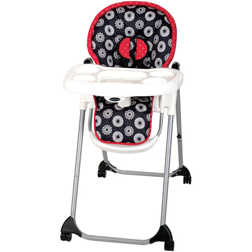 Baby Trend Hi-Lite DX High Chair, Mums by Baby Trend