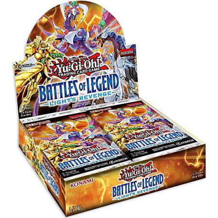 Konami YuGiOh Battles of Legend Battles of Legend- Light'...