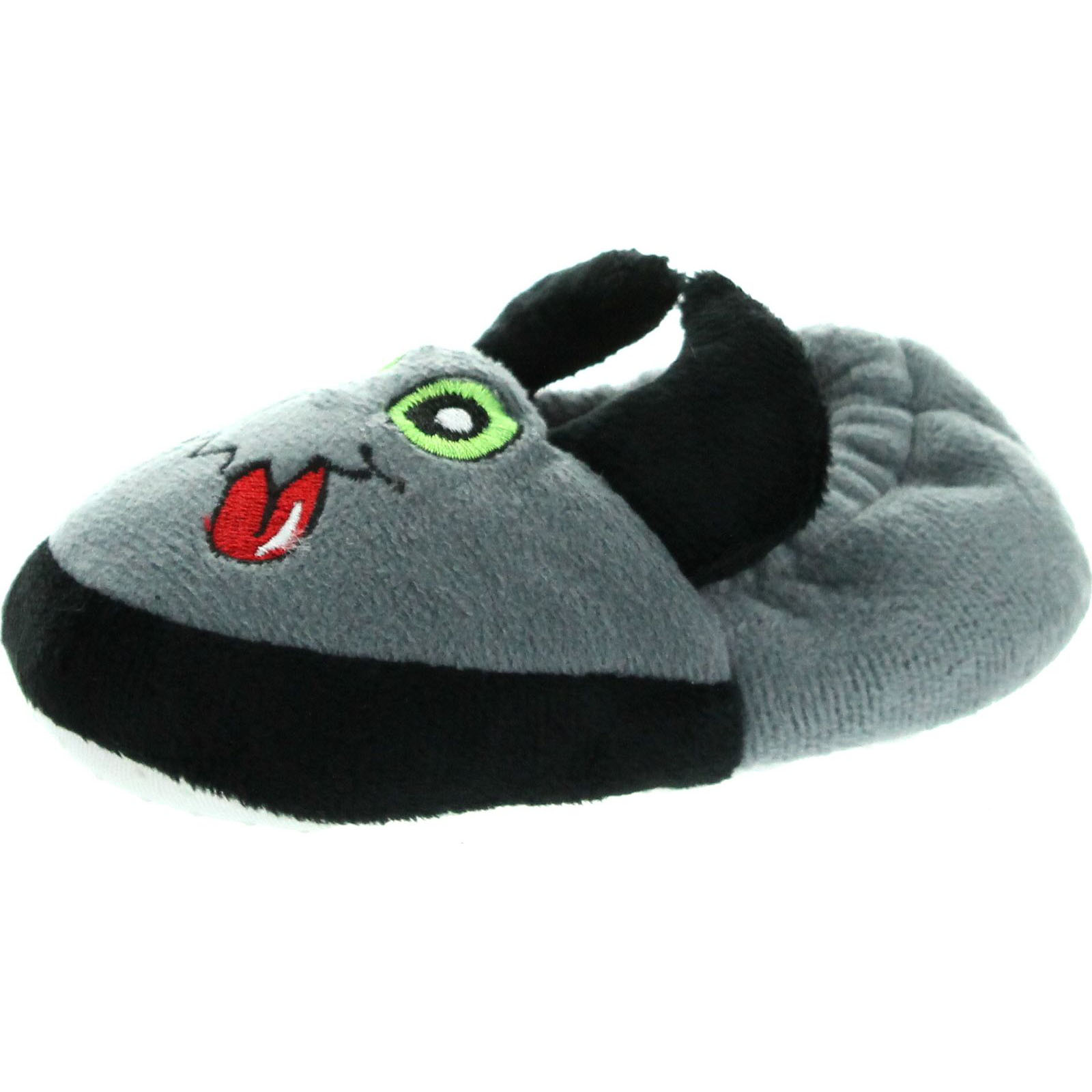 Static Kids Monster Character Comfy House Slippers ...