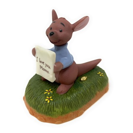 Pooh & Friends - Just for You Mama Figurine (Friends Collectible Figurines)