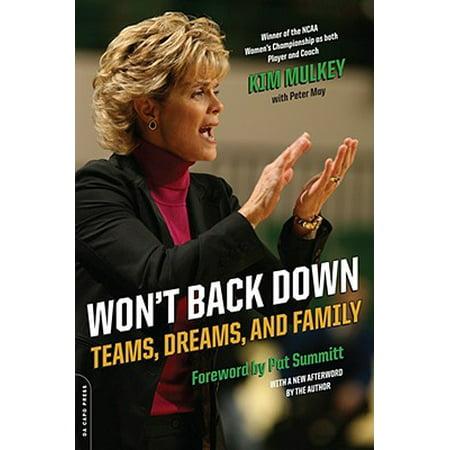 Won't Back Down : Teams, Dreams, and Family