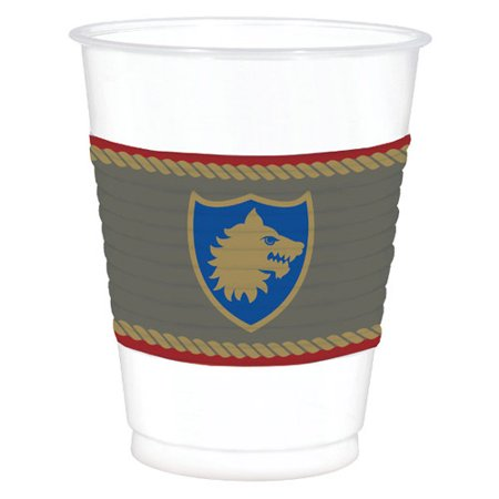 Medieval 16oz Plastic Cups (25ct)