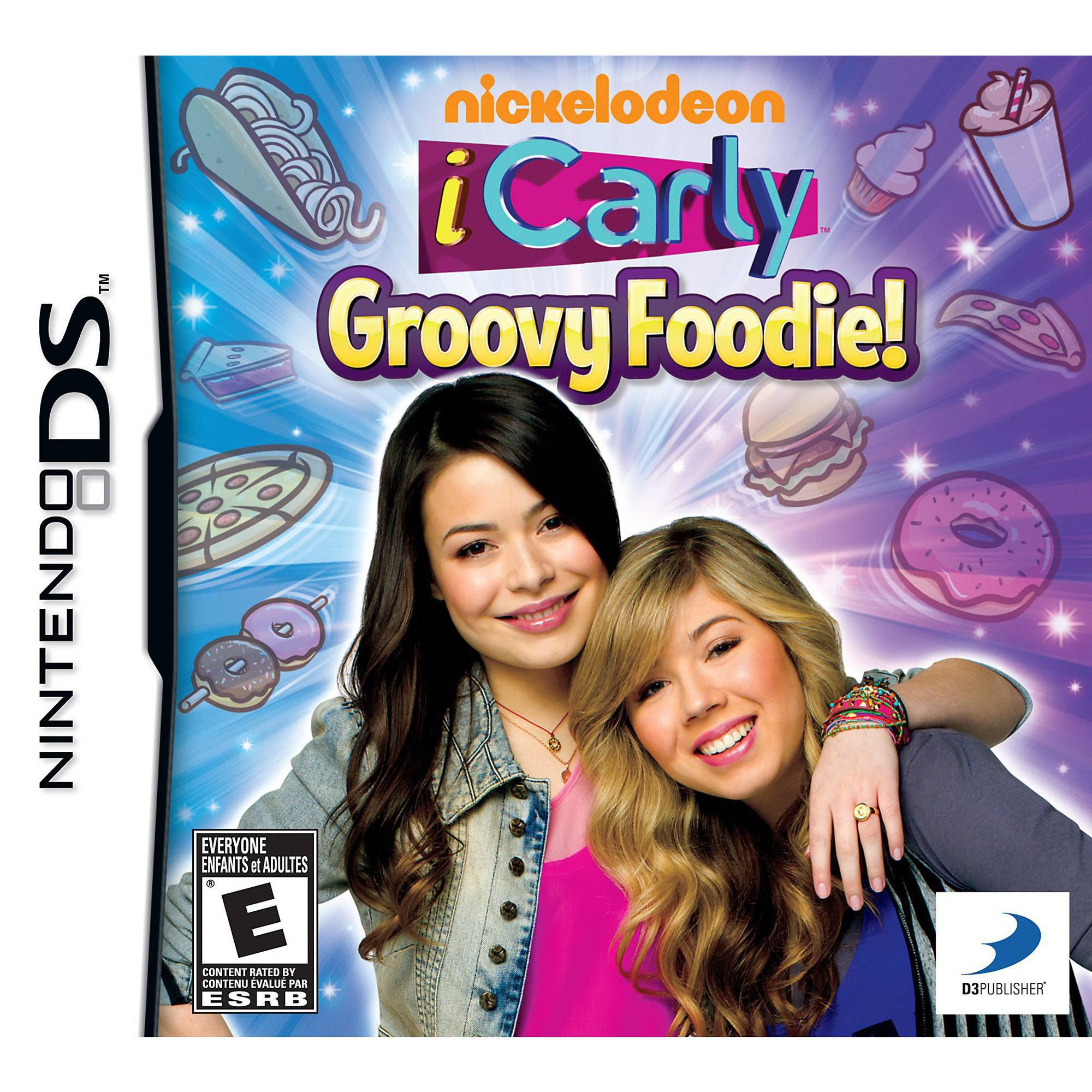 iCarly: Groovy Foodie! (DS)