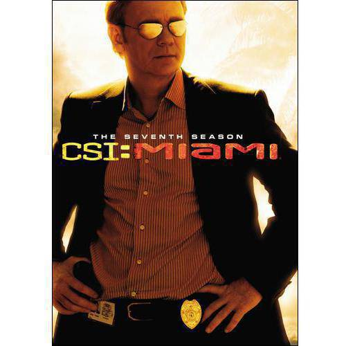 CSI MIAMI-7TH SEASON (DVD/7 DISCS)