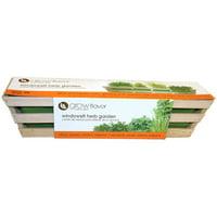 "Plantation Products KGFH 13.5"" Windowsill Herb Kit"